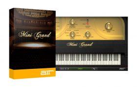 دانلود پلاگین گرند پیانو AIR Music Technology Mini Grand
