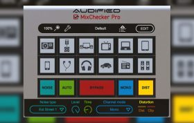 دانلود پلاگین آنالیز میکس Audified MixChecker Pro