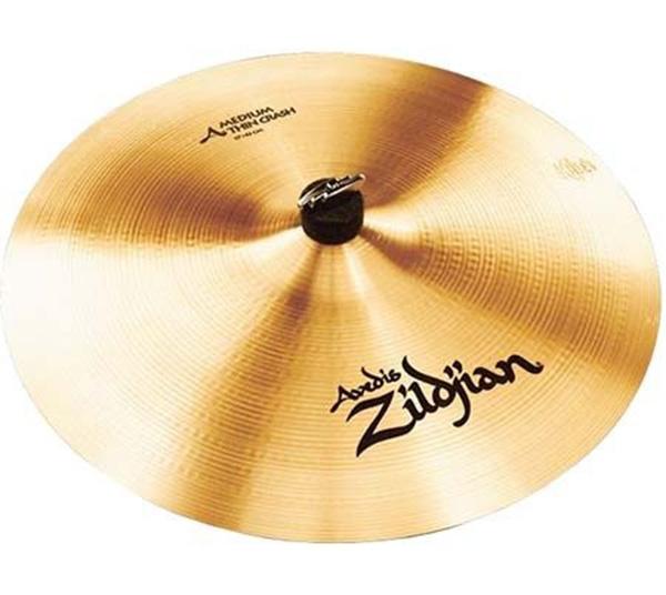 سنج کرش (Crash cymbal)