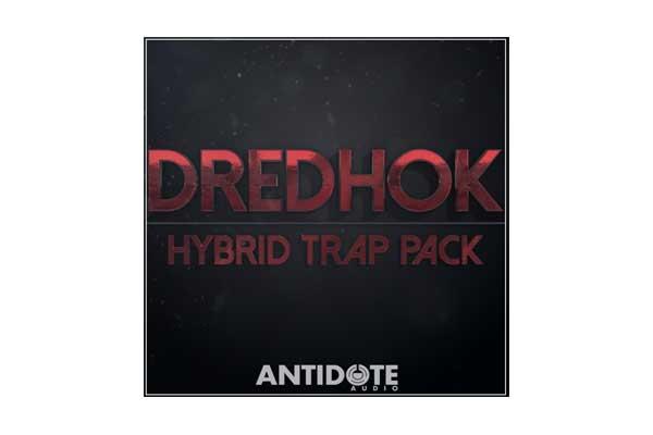 سمپل پک Dredhok Hybrid Trap Sample Pack