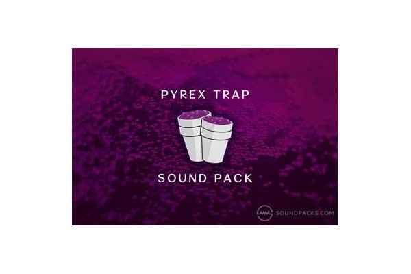 سمپل پک Pyrex Trap Sound Pack