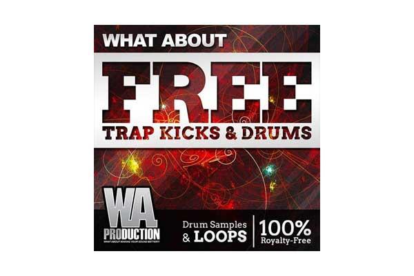 سمپل پک Trap Kicks & Drums