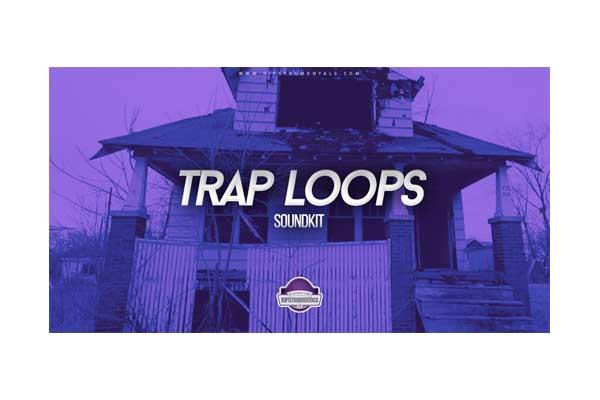 سمپل پک Trap Squad – Trap Loops by Hipstrumentals