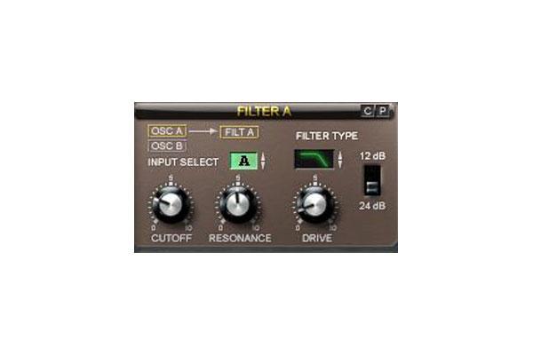 Voltage Controlled Filter (VCF) در سینتی سایزر