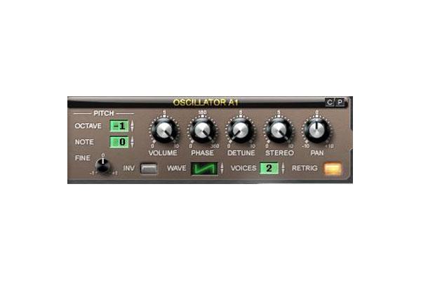 Voltage Controlled Oscillator (VCO) در سینتی سایزر