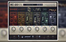 دانلود پلاگین سچوریتور XLN Audio RC-20 Retro Color