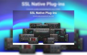 پلاگین solid state logic ssl native plugins