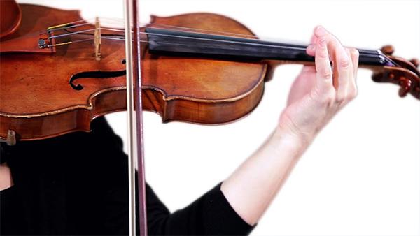 ویولن، ساز زهی آرشهای
