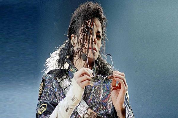 Michael Jackson Pop Star