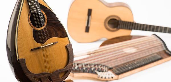 سازهای زخمهای مانند گیتار