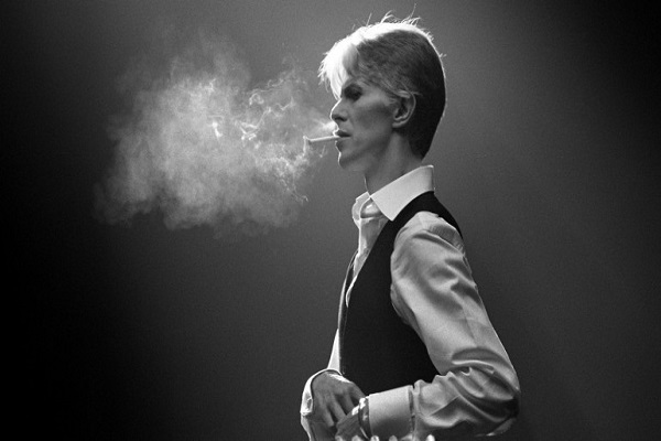 David Bowie pop culture icon