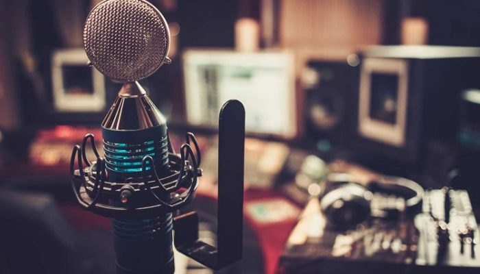 Microphone-For-Studio