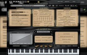 پلاگین پیانو Modartt Pianoteq PRO
