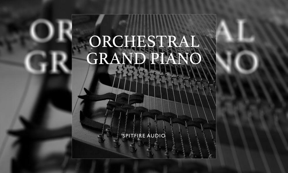 بانک صدای کانتکت Spitfire Audio Orchestral Grand Piano