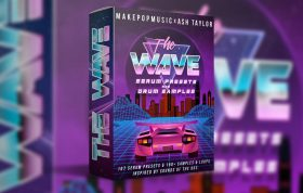 مجموعه لوپ و سمپل Make Pop Music The Wave