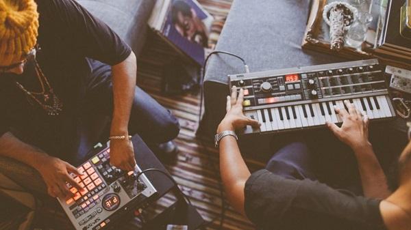 making lo-fi music