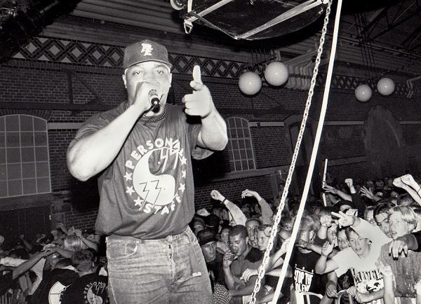 رپ خوانی در دهه ۸۰
