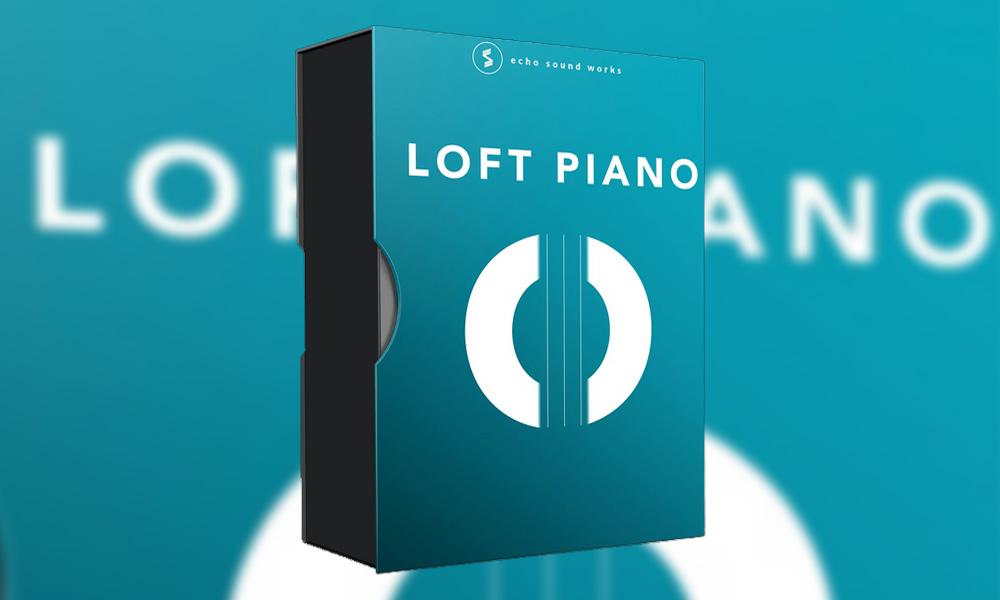 بانک صدای کانتکت Echo Sound Works Loft Piano