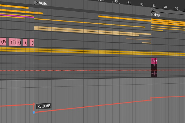 processing a track