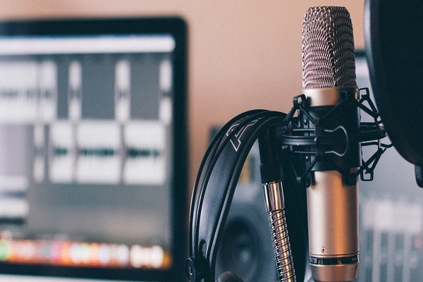 recording vocal at home