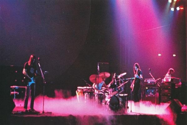 pink floyd performing