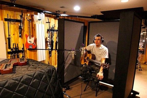 home studio creativity