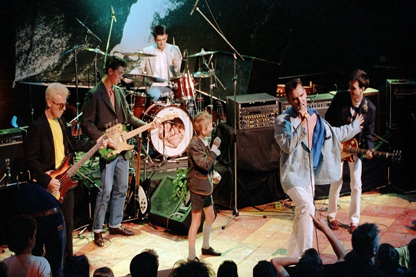 the smiths live