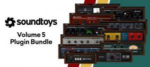 مجموعه پلاگین افکت Sound Toys