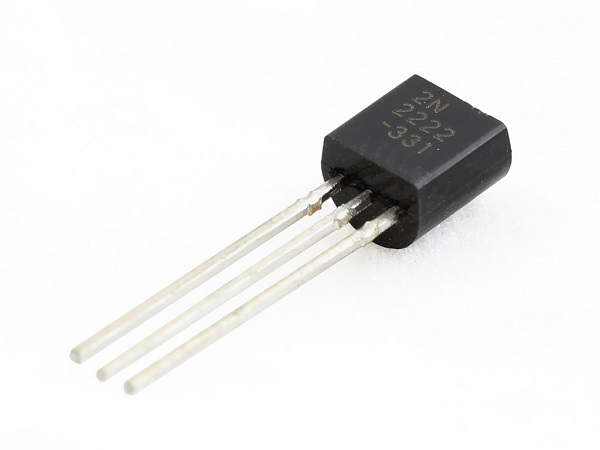 transistor in amp