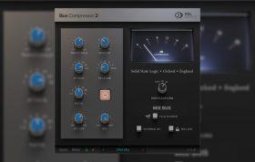 پلاگین کمپرسور Solid State Logic Native Bus Compressor 2