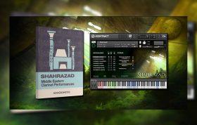 دانلود بانک صدای تحت کانتکت Sonokinetic shahrazad