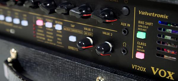 modeling amp settings