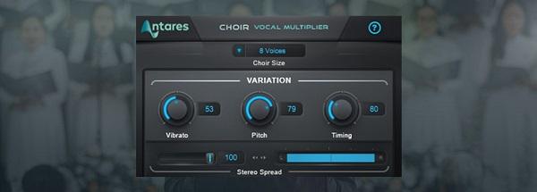 choir effect on vocals