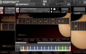 بانک صدای کانتکت Ilya Efimov Acoustic Guitar