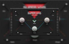 دانلود پلاگین افکت Baby Audio Super VHS