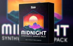 مجموعه لوپ و سمپل Slate Digital Midnight Synthwave