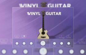 وی اس تی گیتار Echo Sound Works Vinyl Guitar