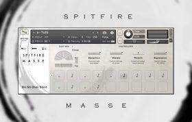 دانلود بانک صدای تحت کانتکت Spitfire Audio Masse