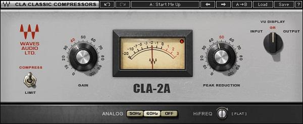 پلاگین کمپرسور Cla2a