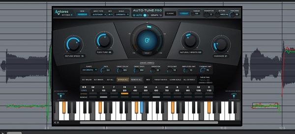 پلاگین Antares Auto-Tune Pro